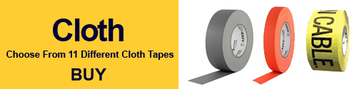 Cloth Tape From BuyTape.com